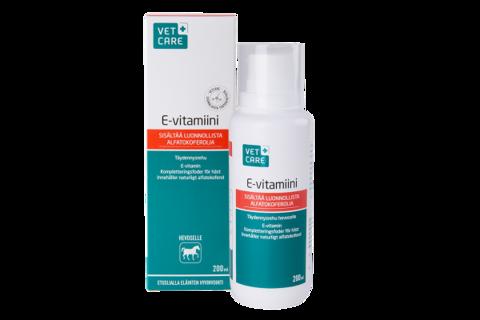 Vetcare E-vitamiini, 200ml