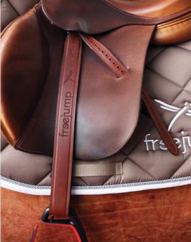 Freejump wide leathers jalustinremmit