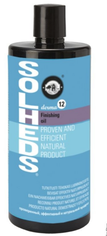 Solheds Derma 12 Finishing oil, 750ml
