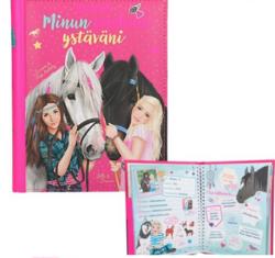 Miss Melody ystäväkirja