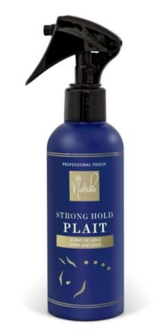 Nathalie Strong Hold Plait letityssuihke, 200ml