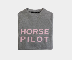 Horse Pilot Summer Sweat Women 2020