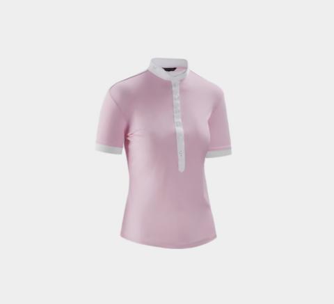 Horse Pilot Aerolight Shirt Women, vaaleanpunainen