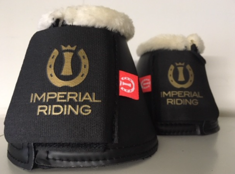 Imperial Riding Ambient Soft Star bootsit, musta