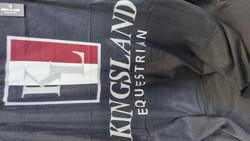 Kingsland fleecepeitto, sininen