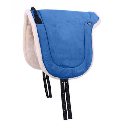 QHP Bareback ratsastushuopa sininen