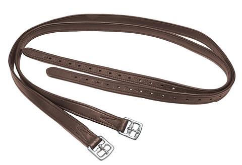 Horse Guard jalustinhihnat, ruskea