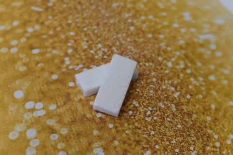 Valkoinen hohkakivi