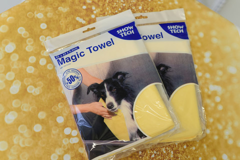 Show Tech Magic Towel