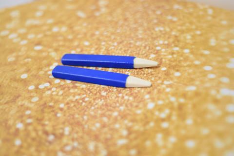 Nyppimispuikko, sininen