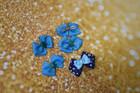 Sininen rusetti