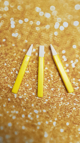 Nyppimispuikko, keltainen
