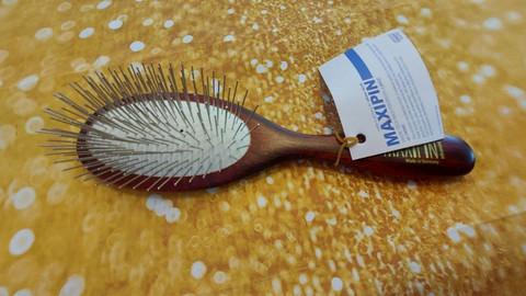 Harja Maxi-Pin ovaali, medium piikit 2,7 cm
