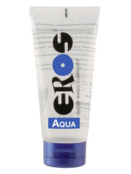 Eros Aqua - Vesipohjainen Liukuvoide 50 ml