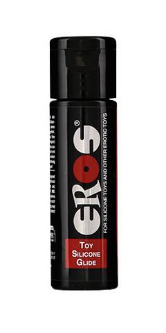 Eros Toy Glide - Silikonipohjainen Liukuvoide 100 ml
