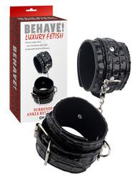 Behave! Luxury Fetish - Jalkakahleet