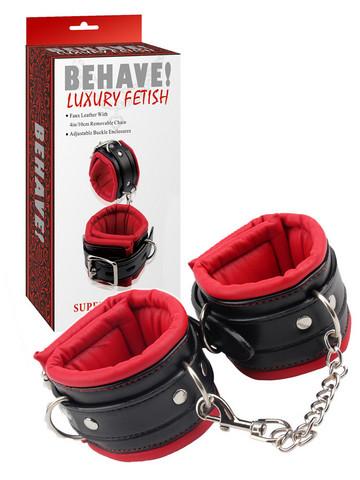 Behave! Luxury Fetish - Super Soft kahleet