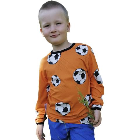 TRIKOO Jalitsu oranssi leveys n.  165cm