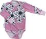 KUURA body Liljameri roosa trikoo 50-92cm.