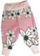 LOUNA  housut Liljameri roosa 56-86cm trikoo