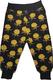 LOUNA housut Hillat musta 50-86cm trikoo