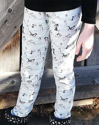 HUURRE legginssit Huskyt 50-80cm trikoo