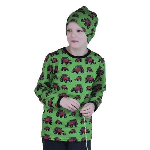 OTSO paita Fergu vihreä 86-152cm joustocollege