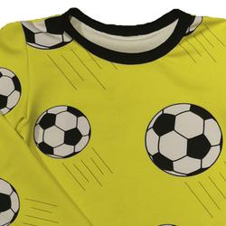 OTSO paita Jalitsu keltainen 86-140cm JC