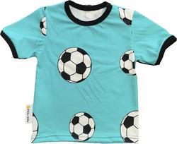 NEVA t-paita Jalitsu turkoosi 86-152cm trikoo