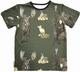 HONKA t-paita Metsänelämää joustocollege XS-3XL