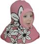 HALLA kypärälakki Liljameri roosa. NB - 5v trikoo