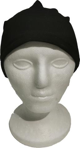 SUVI kypäräpipo musta viskoosibambu  XS-XL