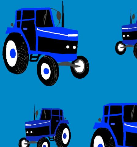 JOUSTOCOLLEGE Foordi v.sininen leveys n. 160cm
