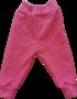 LOUNA housut musta tai pinkki joustocollege 50-86cm