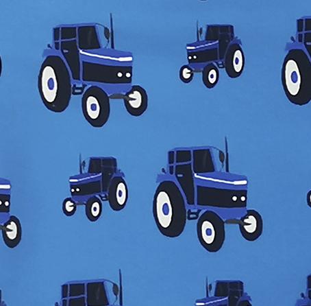 Kivat traktori joustocolleget kaikenlaisiin vaatteisiin lapsille!