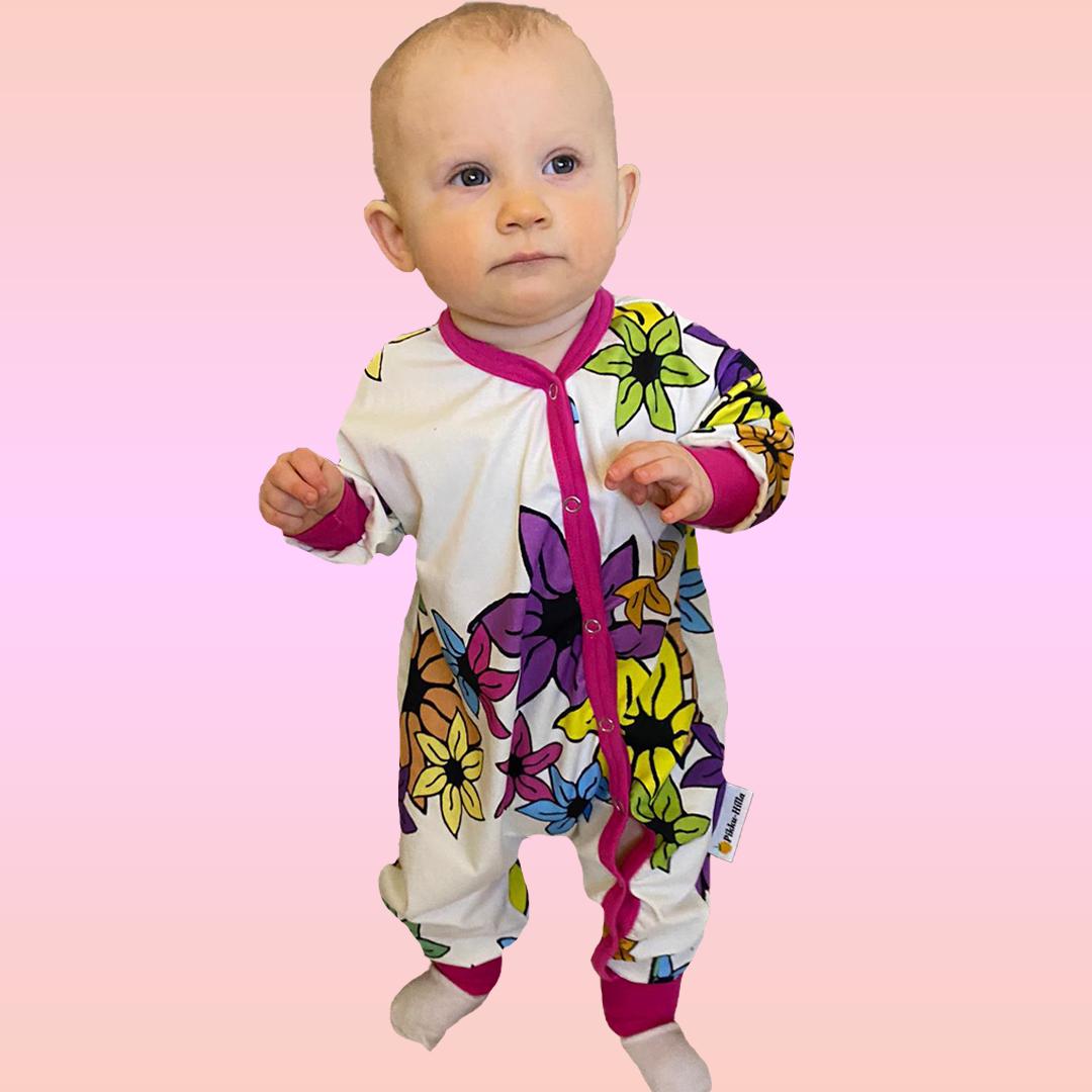 Ihanat ja käytännölliset vauvahaalarit