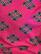 JOUSTOCOLLEGE Onnensydämet pinkki leveys n. 160cm