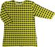 PURO naisten paita 3/4 hih. Salmiakkikennot XS-XXL joustocollege