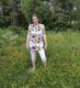 PURO naisten paita Liljameri sateenkaari 3/4 hihainen XS-XXL