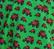 LOUNA housut Fergu vihreä 56-86cm joustocollege