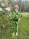 LEHTO housut taskuilla Mönkijät 86-152cm trikoo
