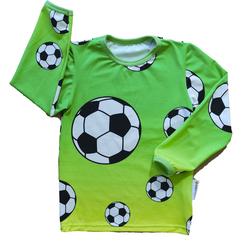OTSO paita Jalitsu liukuv. vihreä 86-140cm trikoo