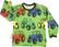 OTSO paita Rattorit moniväriset vihreä 86-152cm trikoo
