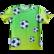 NEVA t-paita Jalitsu liukuvärjätty vihreä  86-140cm trikoo