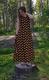 PILVI mekko Hillat, musta XS-XXL trikoo, 2 pituutta