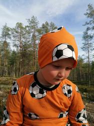 SUVI pipo Jalitsu oranssi trikoo koot XS-XL