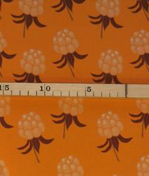 JOUSTOCOLLEGE Hillat oranssi leveys n. 160cm