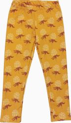 HUURRE legginssit Hillat oranssi 86-152cm joustocollege