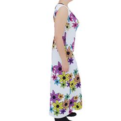 PILVI mekko Liljameri XS-XXL trikoo, 2 pituutta