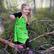 USVA liivimekko Kaivurit limenvihreä86-140cm trikoo